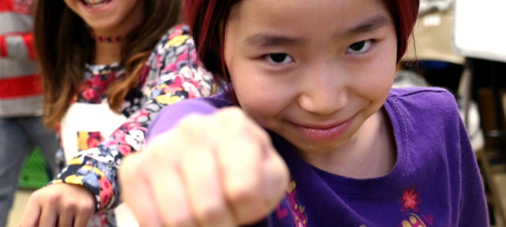 Be a Hero. Sponsor a Child!
