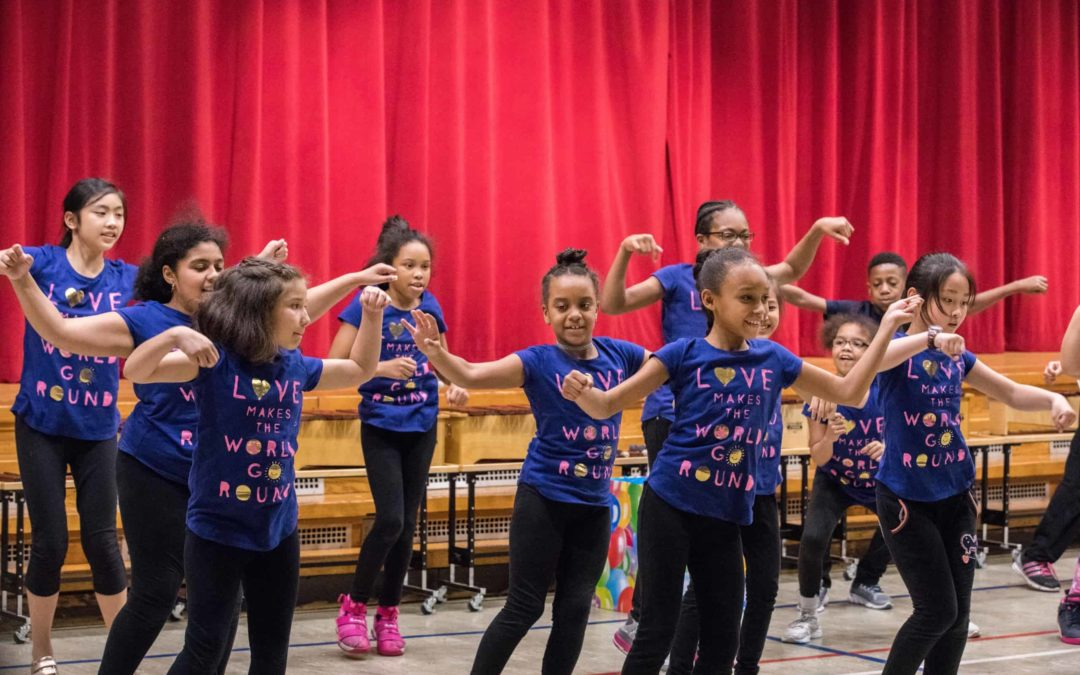 PS 126 Final Performance Spring 2017: Kill em with Kindness